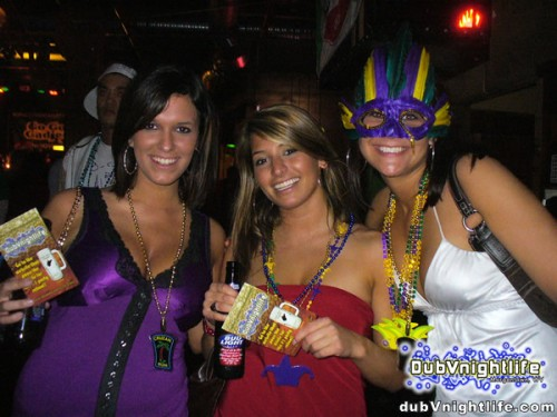 Mardi Gras Bar Tour