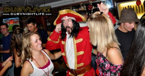 Captain Morgan hits Motown!
