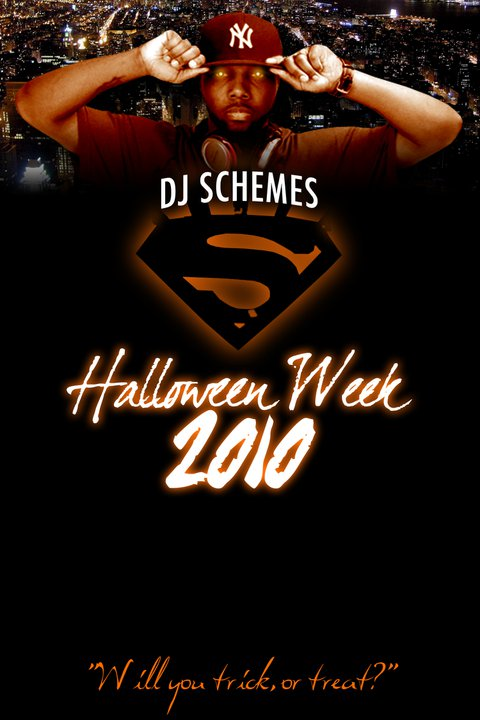 DJ Schemes in Morgantown… Halloween 2010!