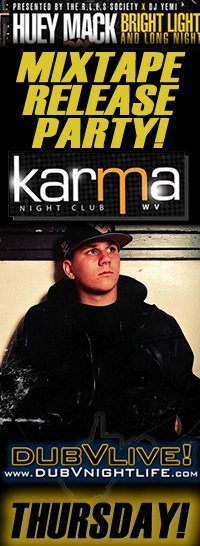 Huey Mack @ Karma Nightclub – Morgantown, WV