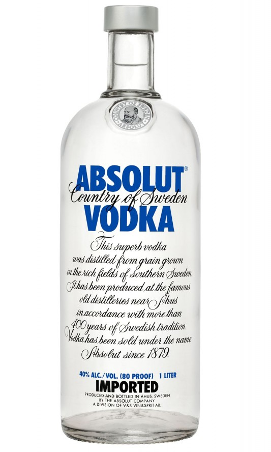 How to make an Absolut Wet Spot