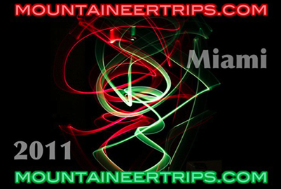 Spring Break 2011 Miami &#8211; MountaineerTrips.com &#8211; VIP PACKAGE | 6 Nights