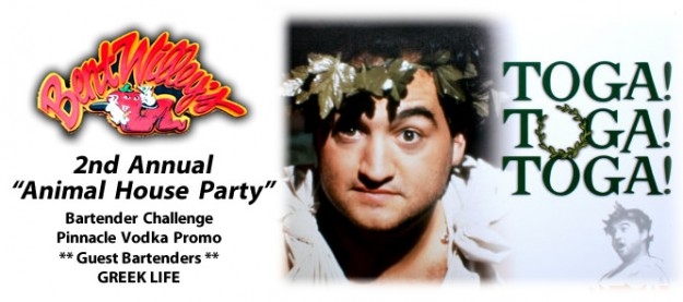 "2nd Annual ""Animal House Party"" 