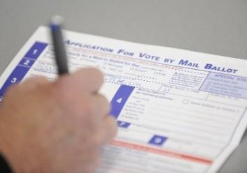 Vote by Mail - Morgantown 2011