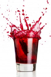 Halloween Drinks: Blood Shot Recipe #2