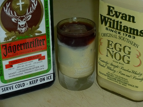 Christmas Party Ideas: JAGERNOG!