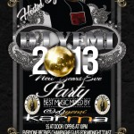 new year party karma nightclub morgantown