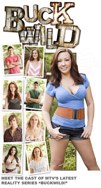 BUCKWILD | Cast Connections from the past&#8230; High School&#8230; Hook Ups&#8230; and more!