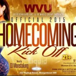 wvu homecoming weekend Liquid Lounge WV 2015 Morgantown
