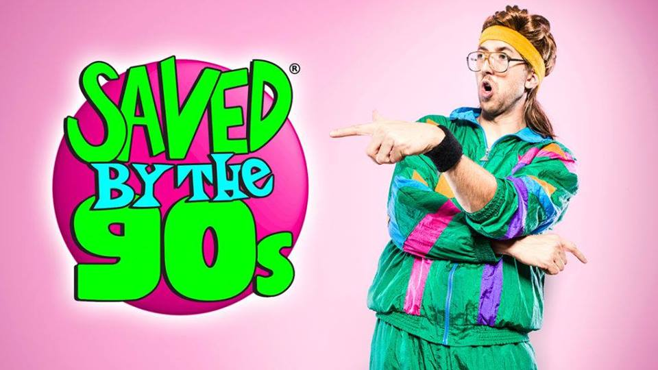 Win a pair of tickets to SAVED BY THE 90's @MainstageWV on Saturday Jan 28th!