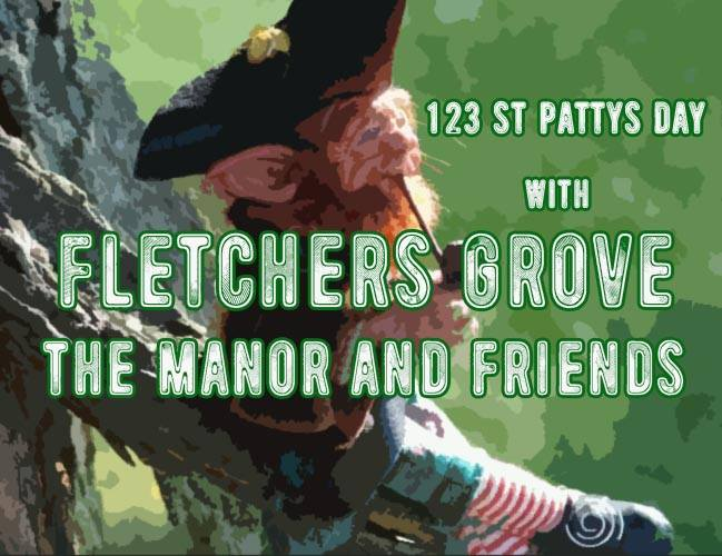 St. Pattys Day Show @ 123!  FRIDAY NIGHT