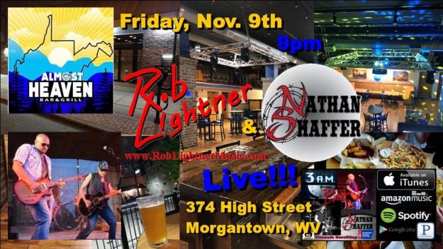 Live Music on High Street : FRIDAY